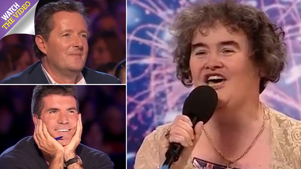 Is Susan Boyle taking part in Britain's Got Talent: The