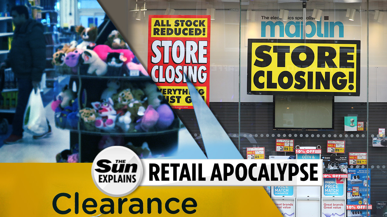Which high street stores have closed in 2018? Shop closures