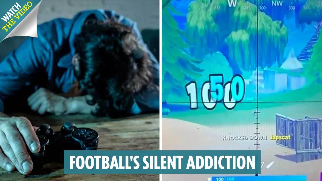 Football's silent addiction: Gaming makes me aggressive and