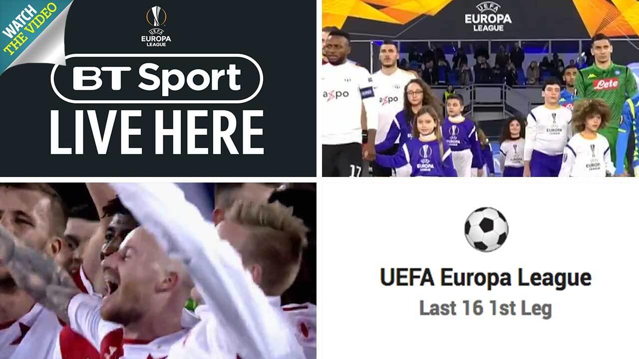 Frankfurt vs Inter live stream FREE: Watch Europa League