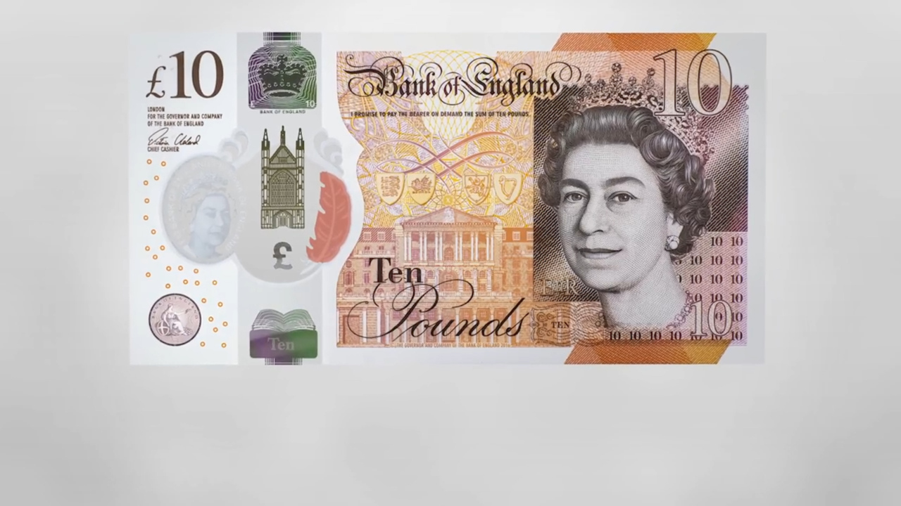 How do you exchange old £50 notes, can you do it by post and
