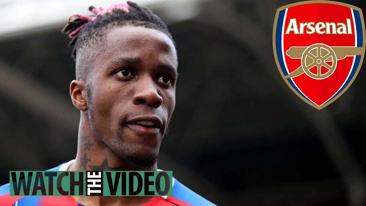 Crystal Palace will NOT sell £80m ace Zaha to Arsenal in