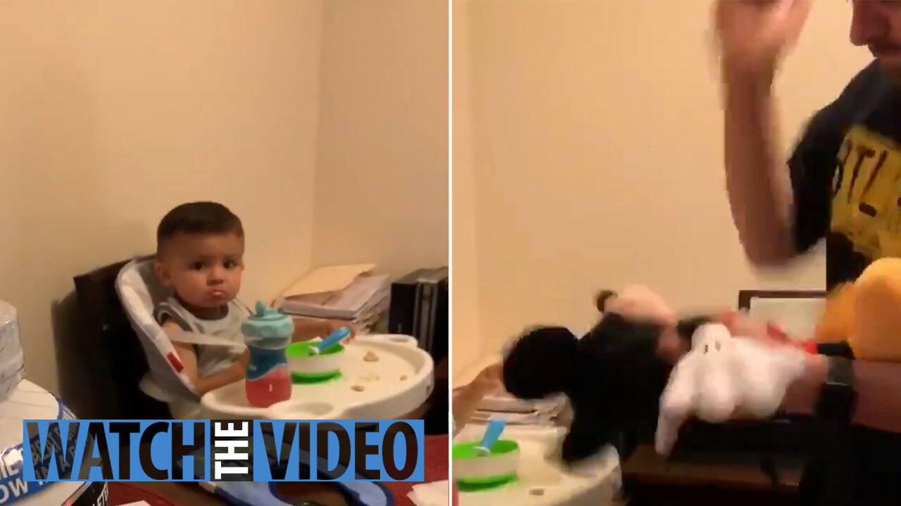 Warning over viral 'trend' that sees parents punching soft
