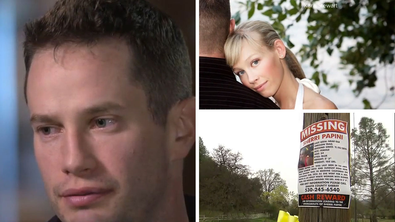 Sherri Papini's husband reveals chilling new details of her