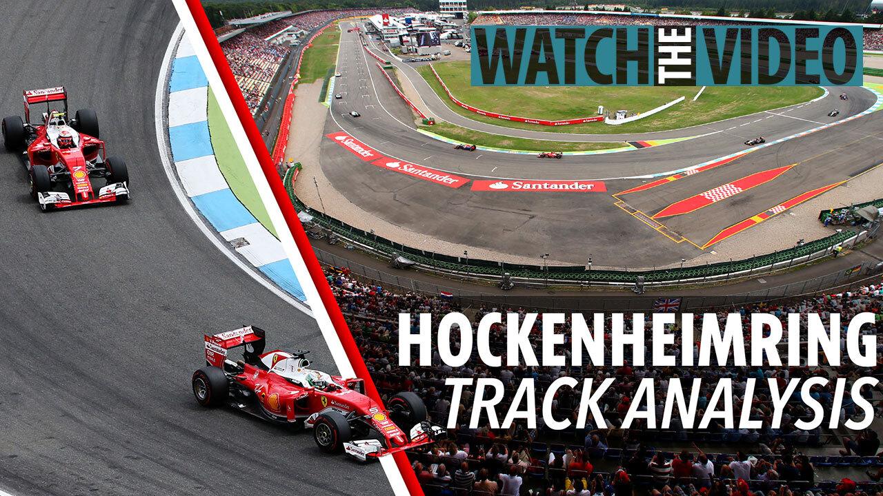 German F1 Grand Prix race: Start time, live stream, TV