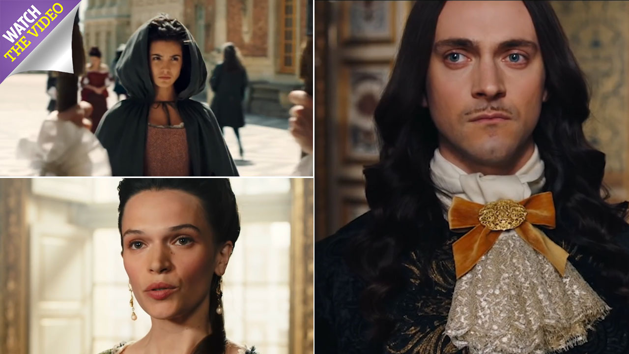 Who is George Blagden? Versailles actor playing King Louis XIV and