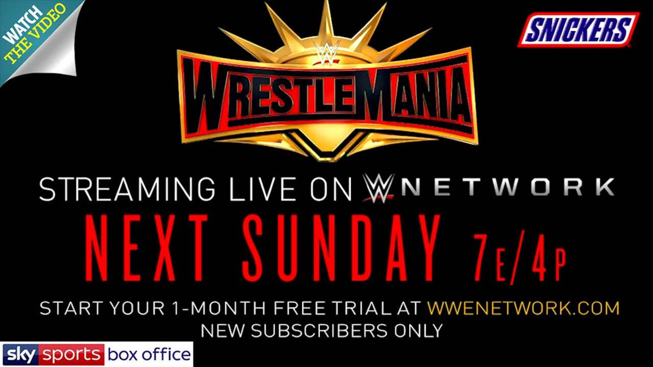 WrestleMania 35 predictions ahead of blockbuster night of wrestling