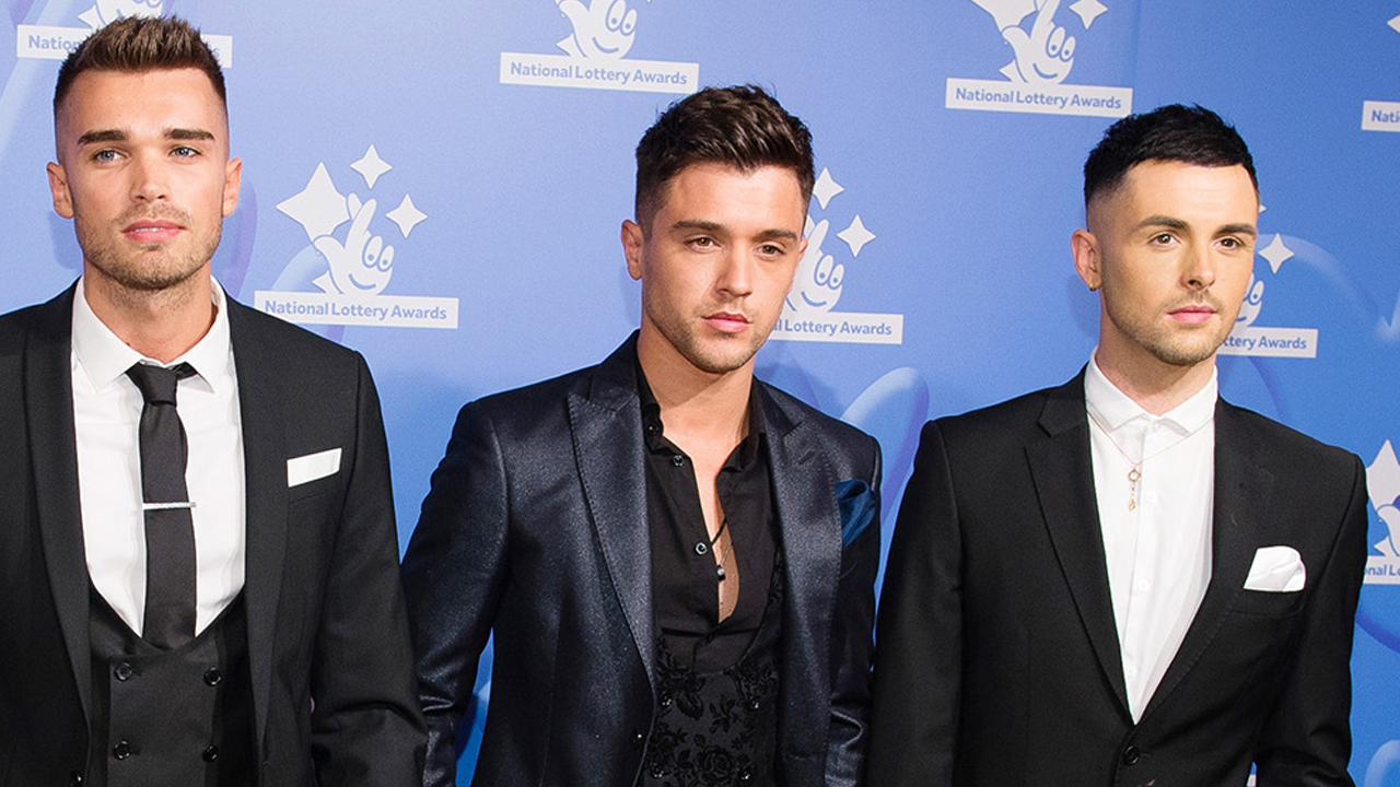 Who are Union J, how many members are in the band and when