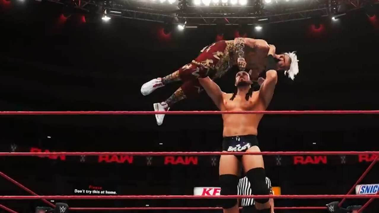 WWE superstar Chris Jericho has 'Boston Crab' finisher borrowed by