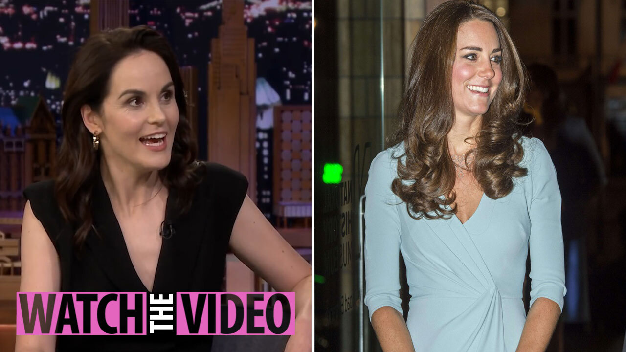 Downton Abbey Star Michelle Dockery On Playing A Female Bond And