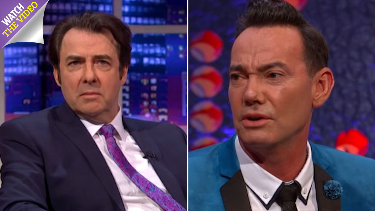 Craig Revel Horwood compares Strictly Come Dancing to porn on The Jonathan  Ross Show when asked about the Seann Walsh and Katya Jones cheating scandal
