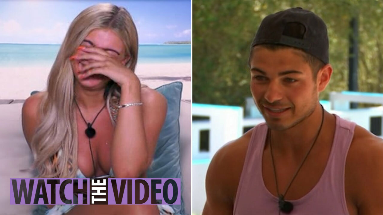 Amber Clayton Wikipedia love island's anton and new girl belle 'do bits' during