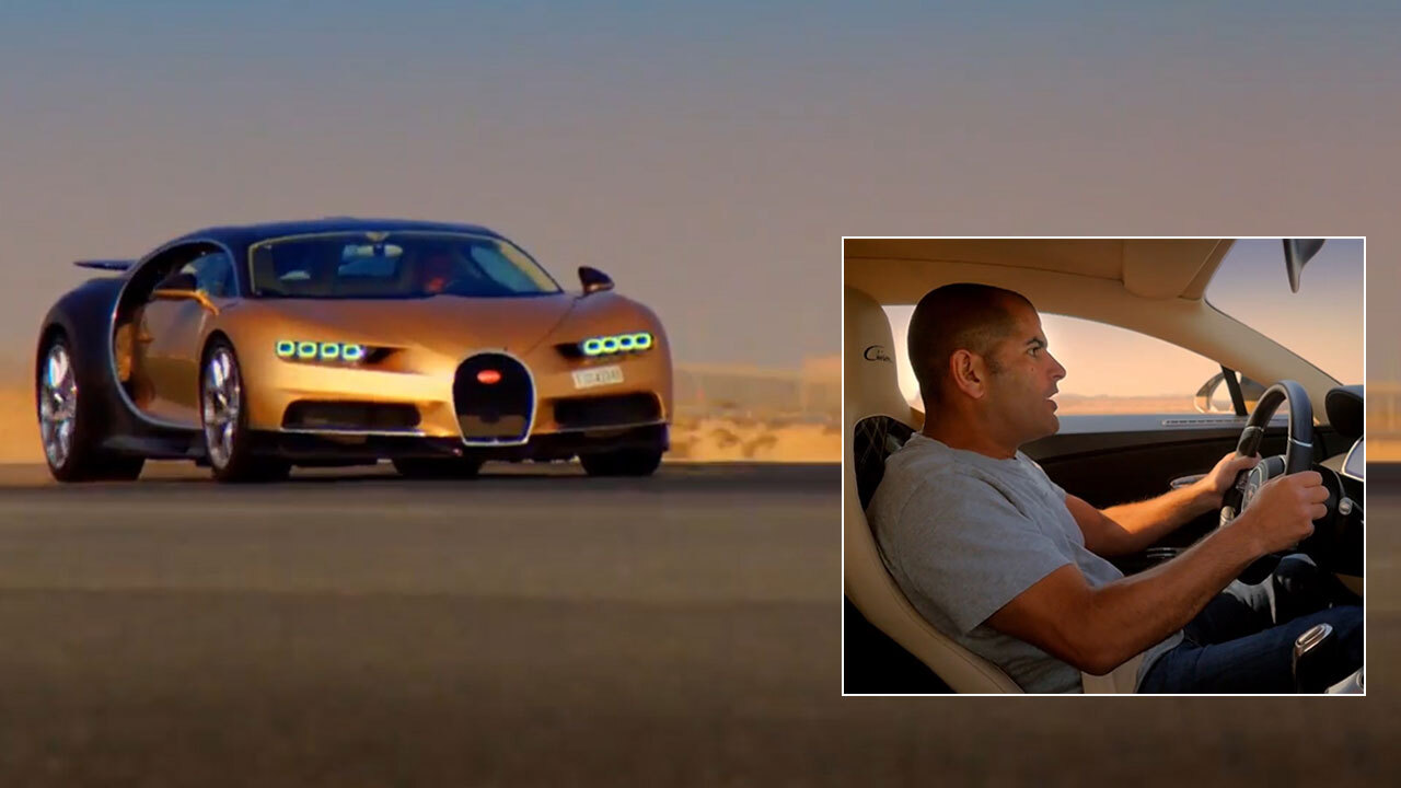 Top Gear Trailer Featuring Chris Harris With The Hotly Anticipated First  Drive In The Bugatti Chiron U2013 The Sun