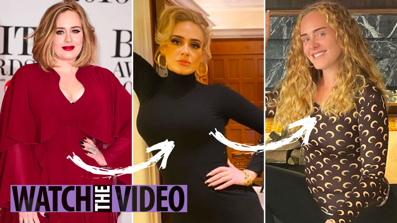 How Did Adele Lose Weight