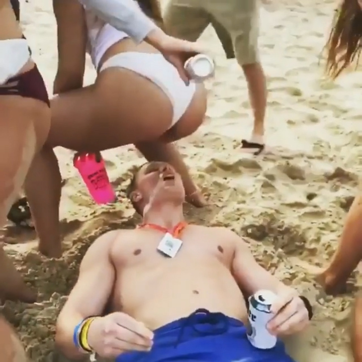 Ass gaper lady best porno