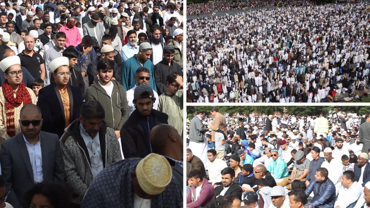 What does eid mubarak mean muslim greeting used during eid al muslim greeting used during eid al adha and eid al fitr festivals kristyandbryce Images