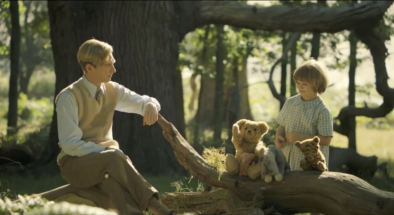 Winnie-the-Pooh author AA Milne hated children, cheated on