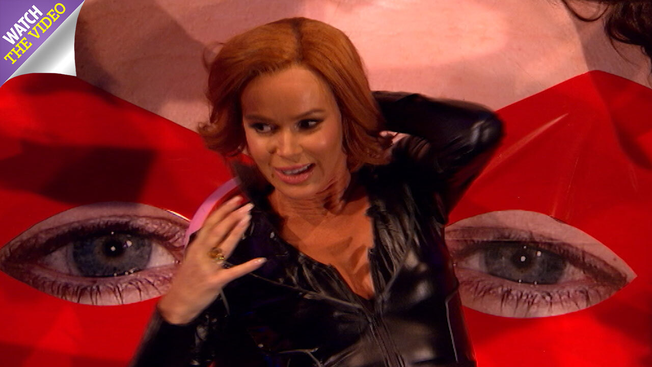 Amanda Holden Sex Video britain's got talent's amanda holden makes saucy sex joke as