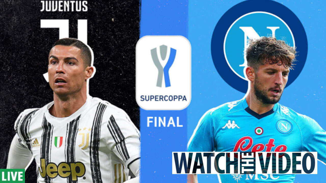 Juventus Vs Napoli Live Juve Win Italian Super Cup With Goals From Cristiano Ronaldo And Morata Latest Reaction
