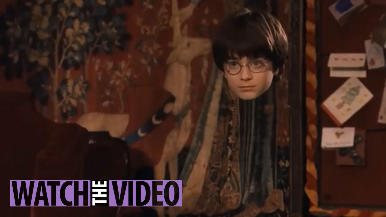Harry Potter Invisibility Cloak Appear to Disappear NEW