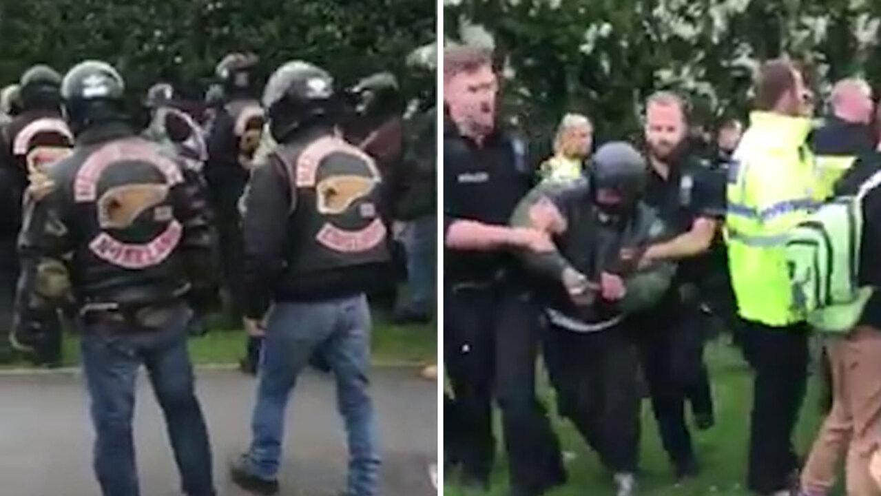 Bitter power struggle breaks out in one of Scotland's biggest biker