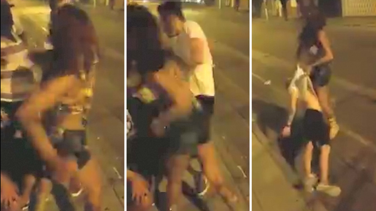 Man knocked unconscious by single punch from drag queen… who then