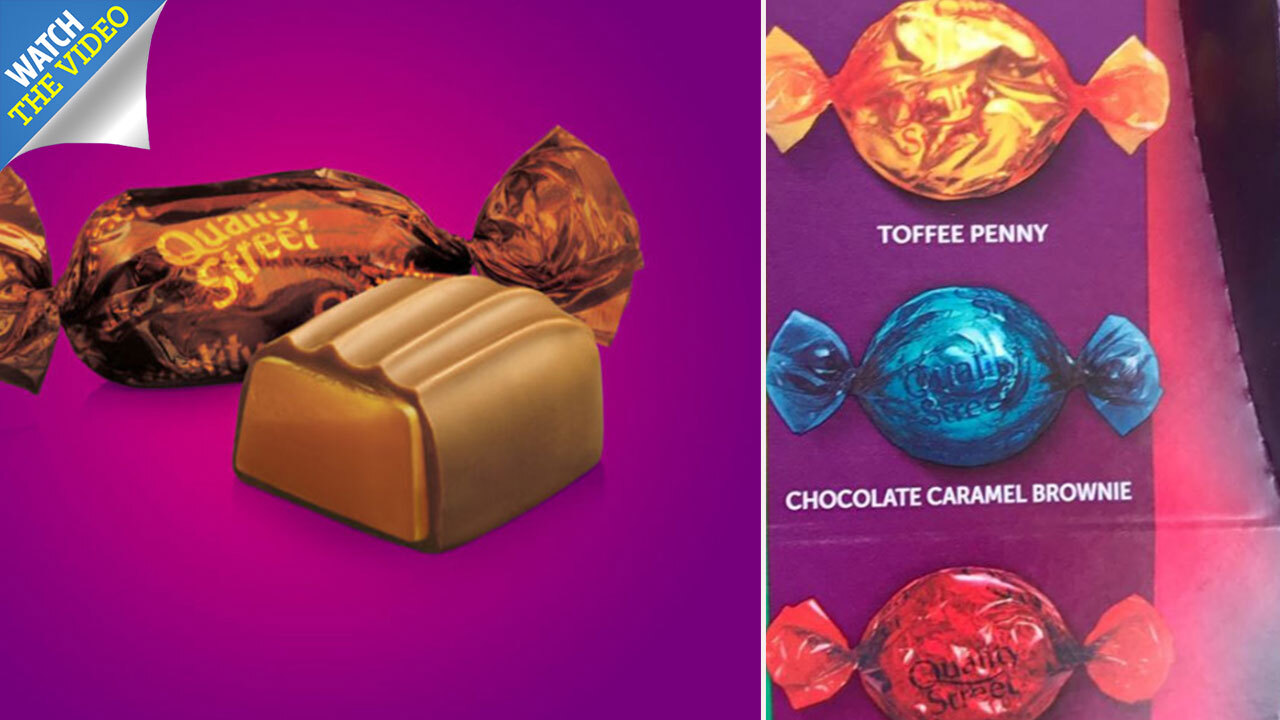 Quality Street Has Increased The Number Of Popular Sweets In
