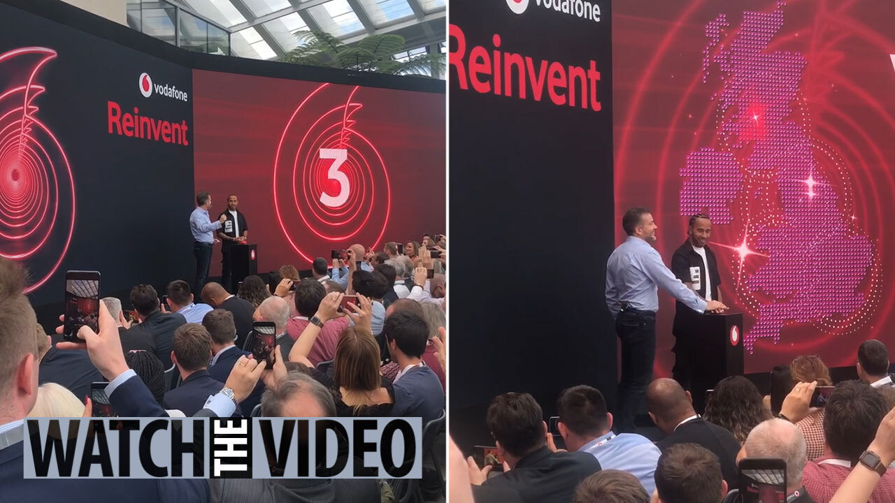 Vodafone reveals '5G GigaCube' router that's FASTER than broadband