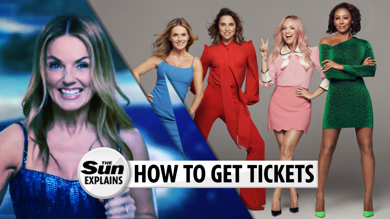 4d554c9eafc2 Why was Mel B taken into hospital and is the Spice Girls tour still  happening?
