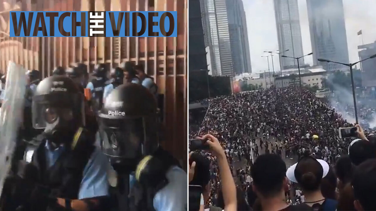 What is happening in Hong Kong and why are people protesting?