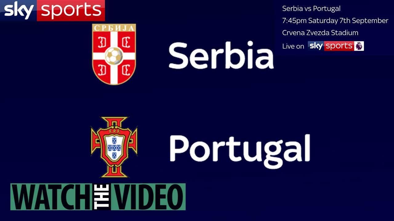 Serbia vs Portugal live stream: Watch Euro 2020 qualifying