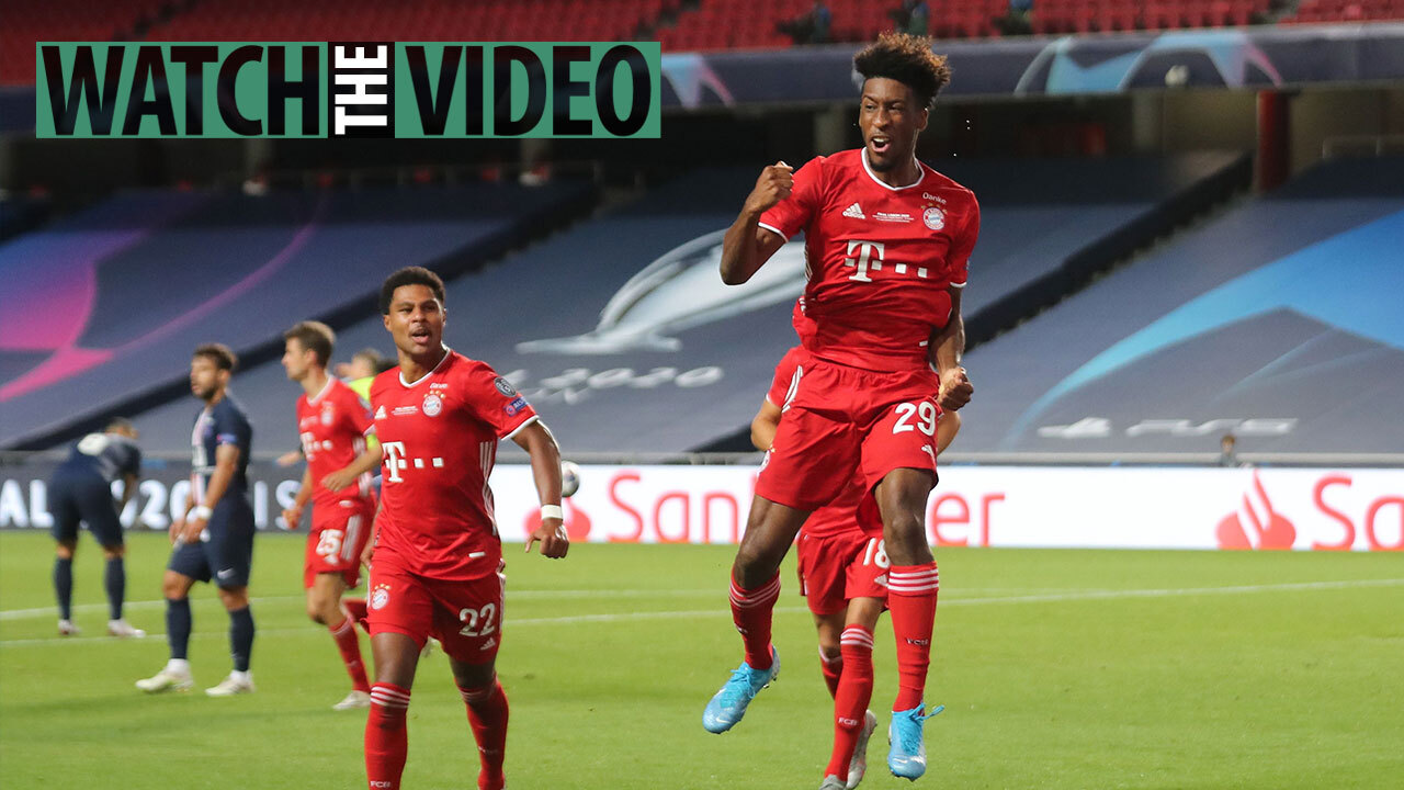 Psg 0 Bayern 1 Coman Header Seals Sixth Champions League Trophy For German Kings On Frustrating Night For Neymar And Co