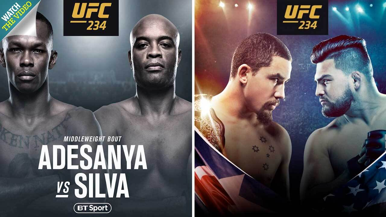 Ufc 234 Live Stream Free How To Watch Silva Vs Adesanya Tonight Without Paying A Penny