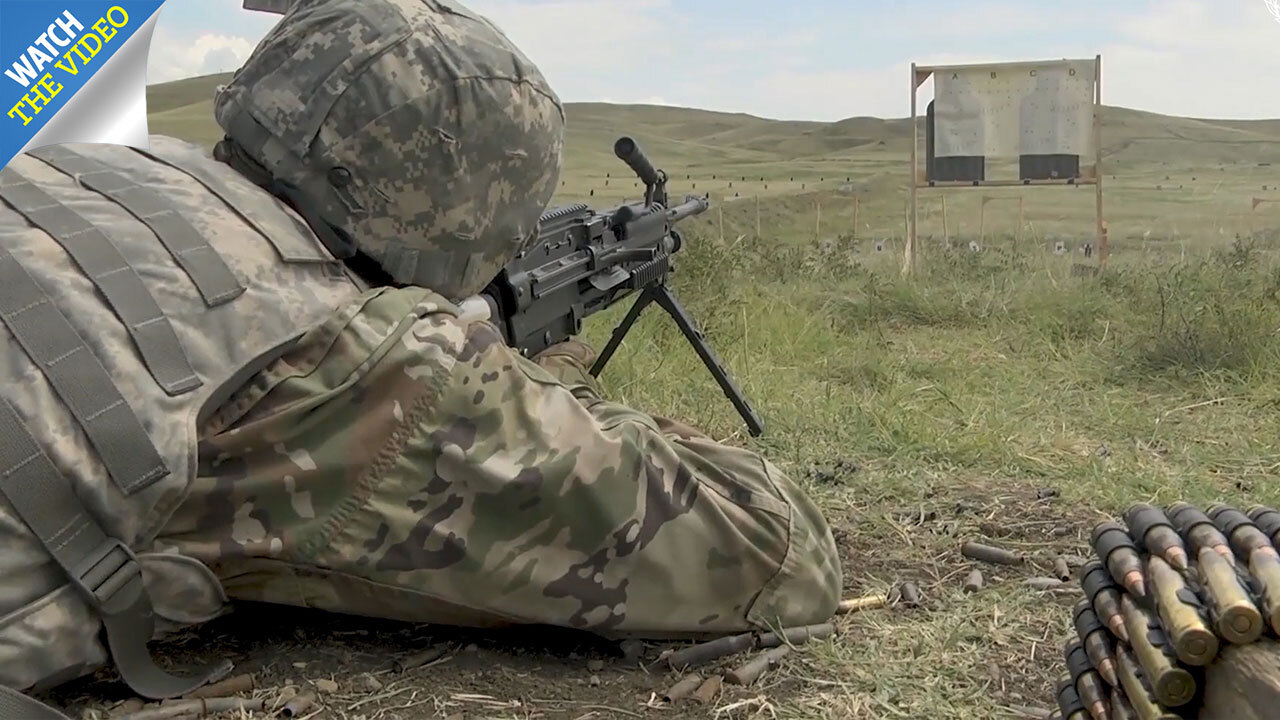 US Army's terrifying new assault rifle that can obliterate enemies