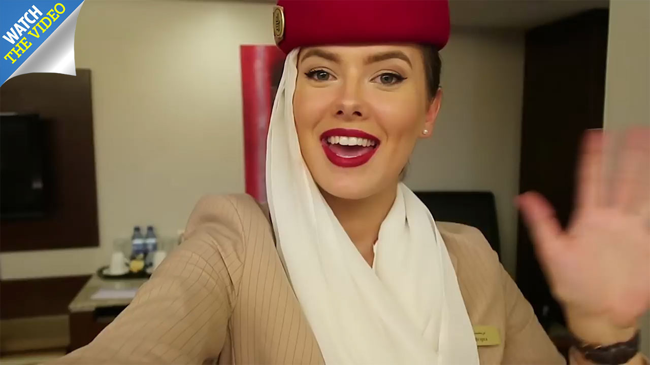 Emirates are recruiting flight attendants – but the rules