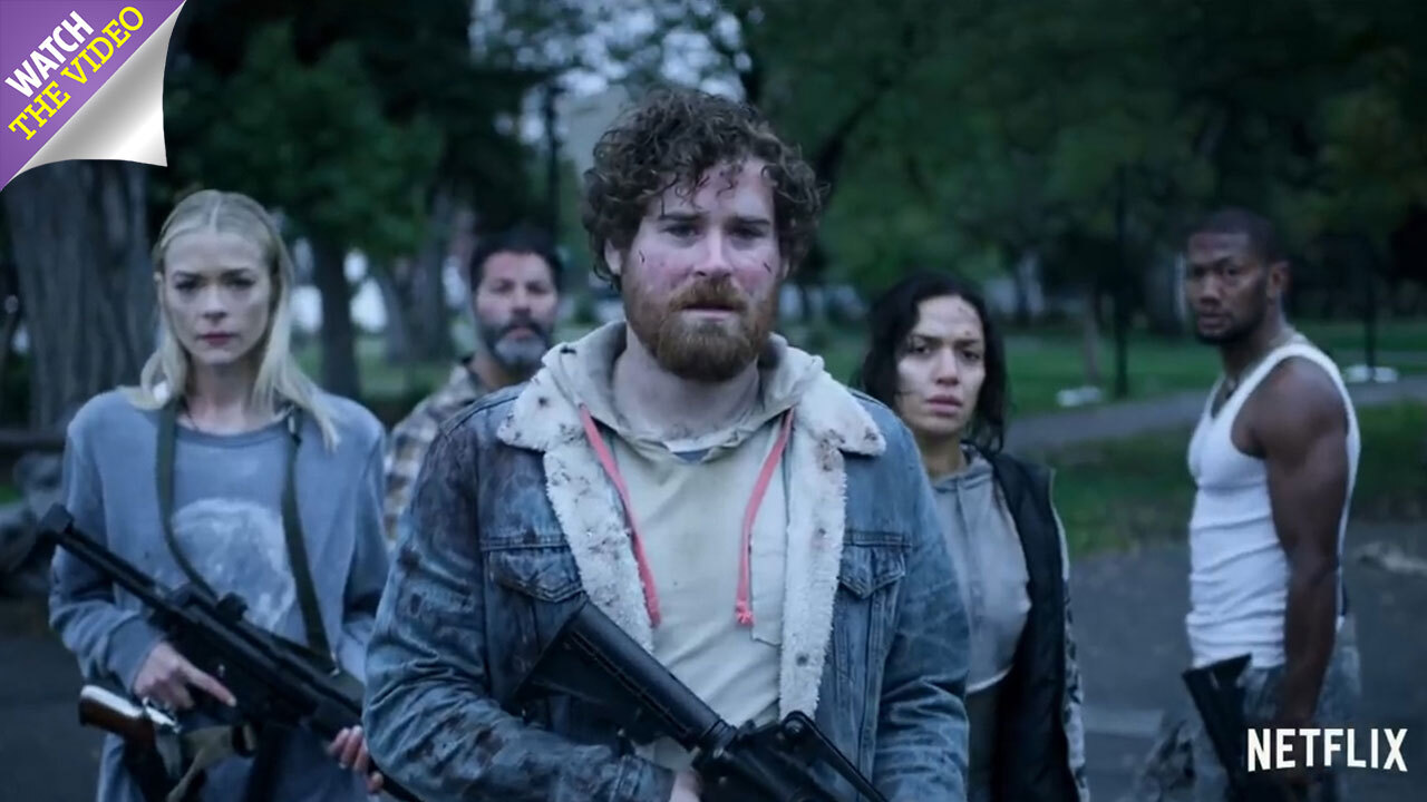 Netflix fans say new zombie series Black Summer is 'the most