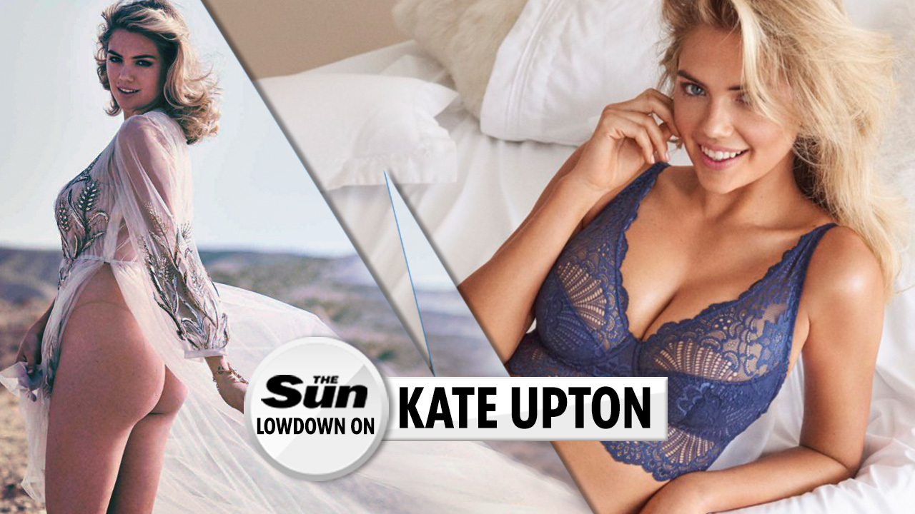 Kate Upton became the sexiest woman in 2014 12/19/2014 95