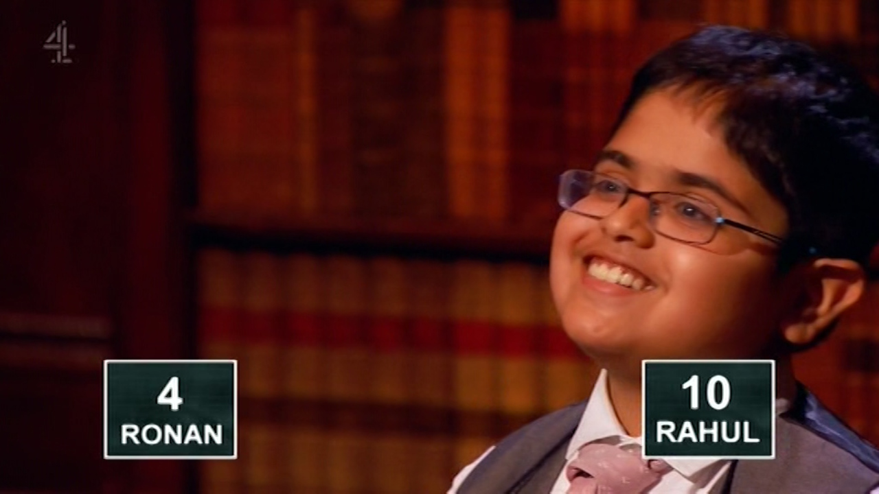 Viewers are raging at Child Genius Rahul's dad for 'laughing' when