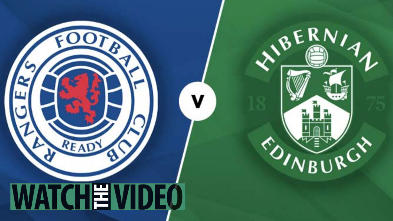 Is Rangers v Hibs on TV - Live stream, Channel, kick-off
