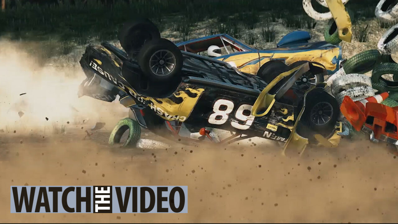Wreckfest review – this chaotic car-smashing race game is a