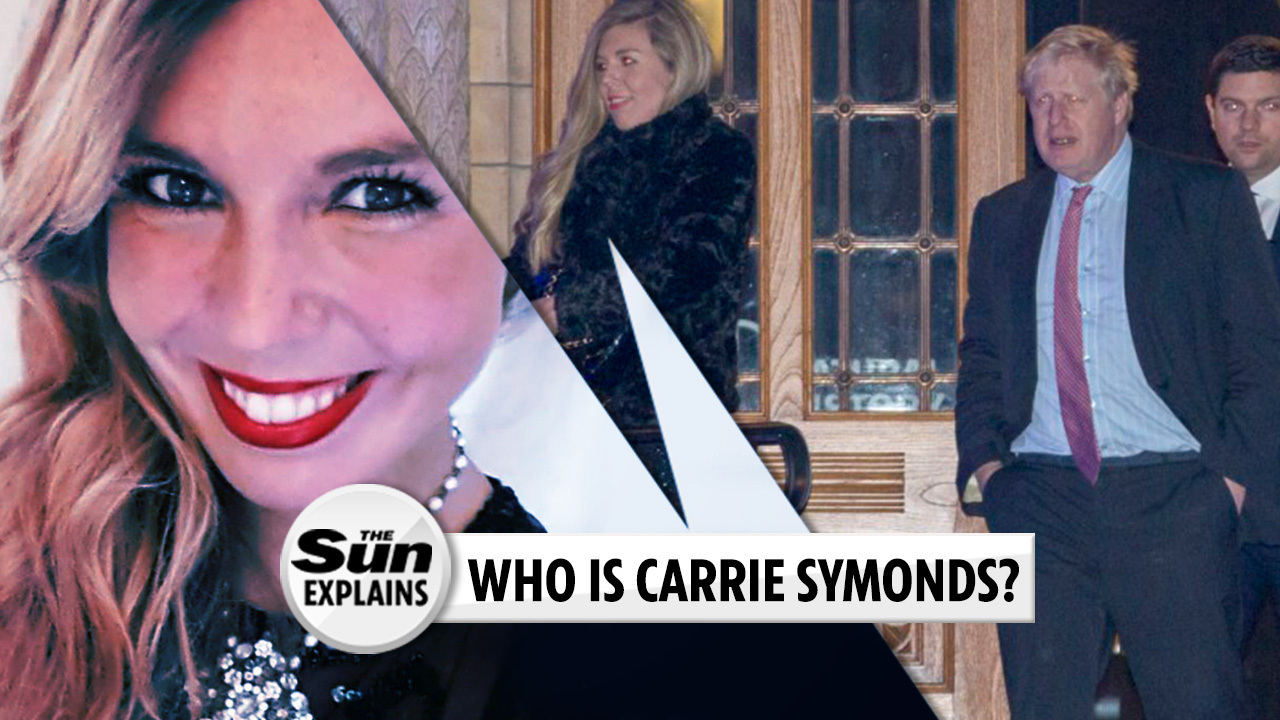Boris Johnson S Girlfriend Carrie Symonds Becomes New Fashion Icon