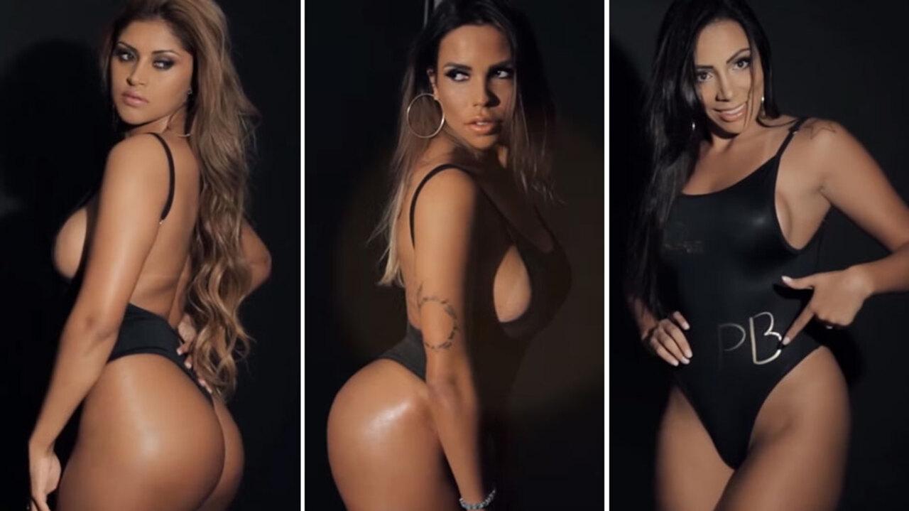 brazil miss big ass party