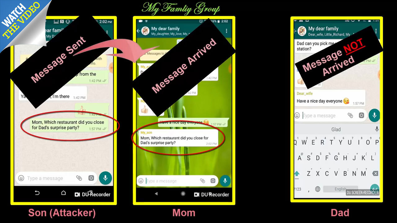 WhatsApp hack warning – newly discovered exploit lets hackers access