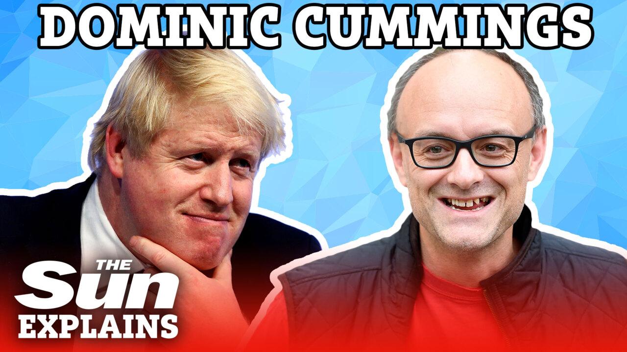 Sun Explains: Who is Dominic Cummings, Boris Johnson's top