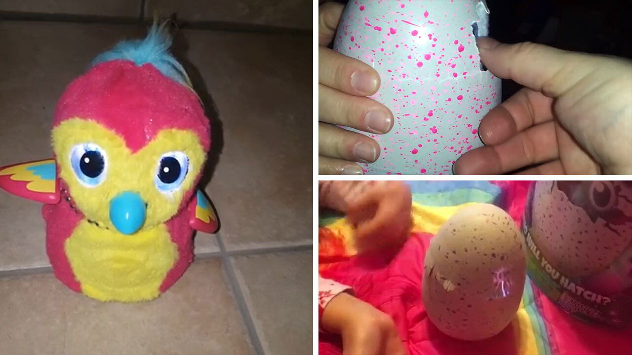 Today's kids are vlogging the newest toys online and making
