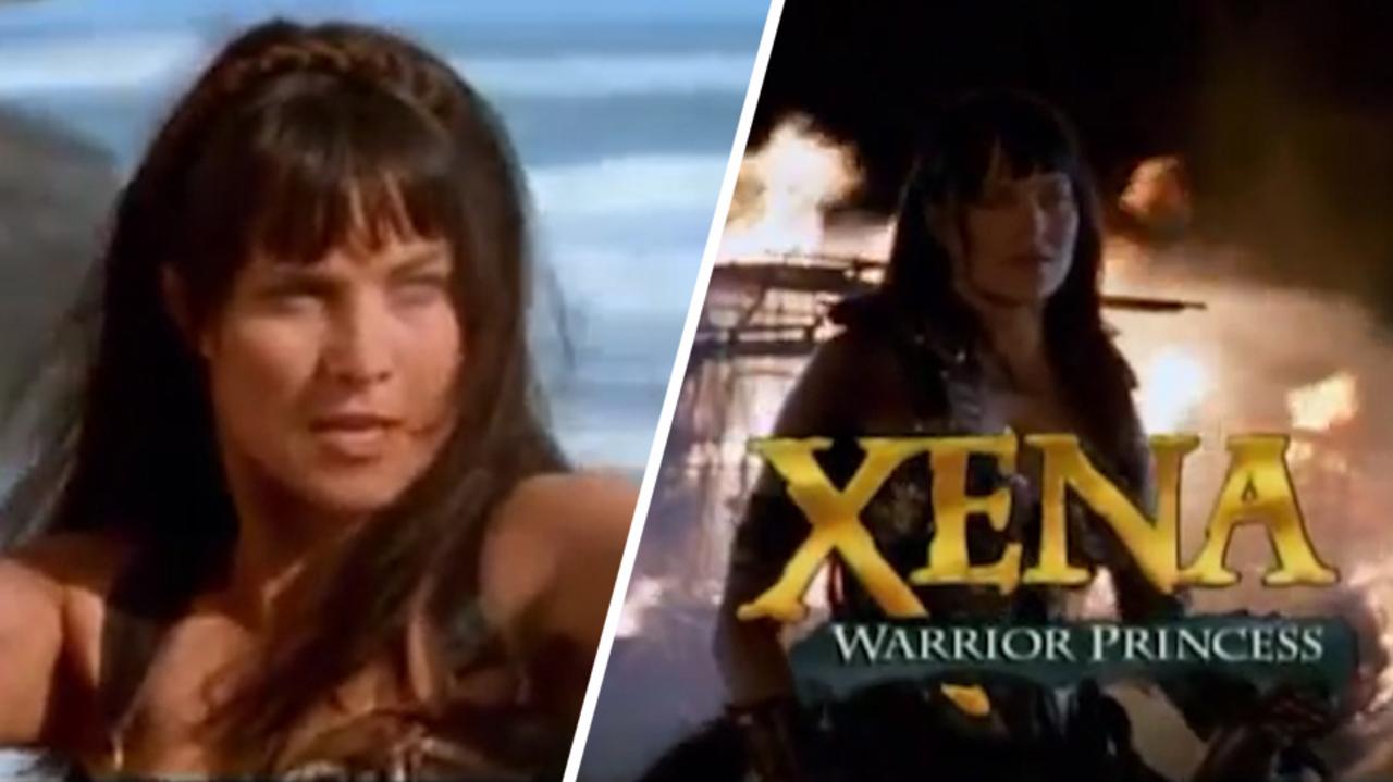 Film Semi Xena Warrior