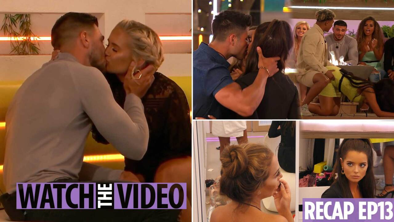 Love Island recap – Catch up on all the action from episode 13 of the 2019  series