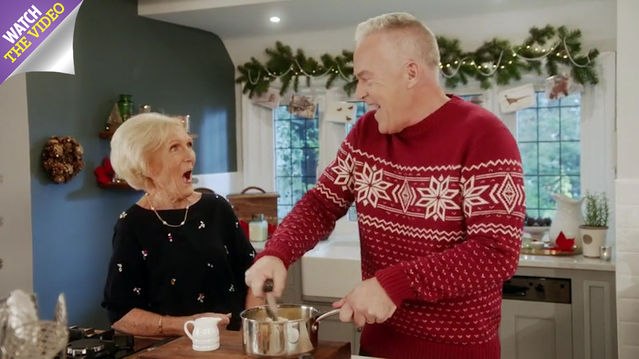 Mary Berry Christmas Recipes For Starters Mains And