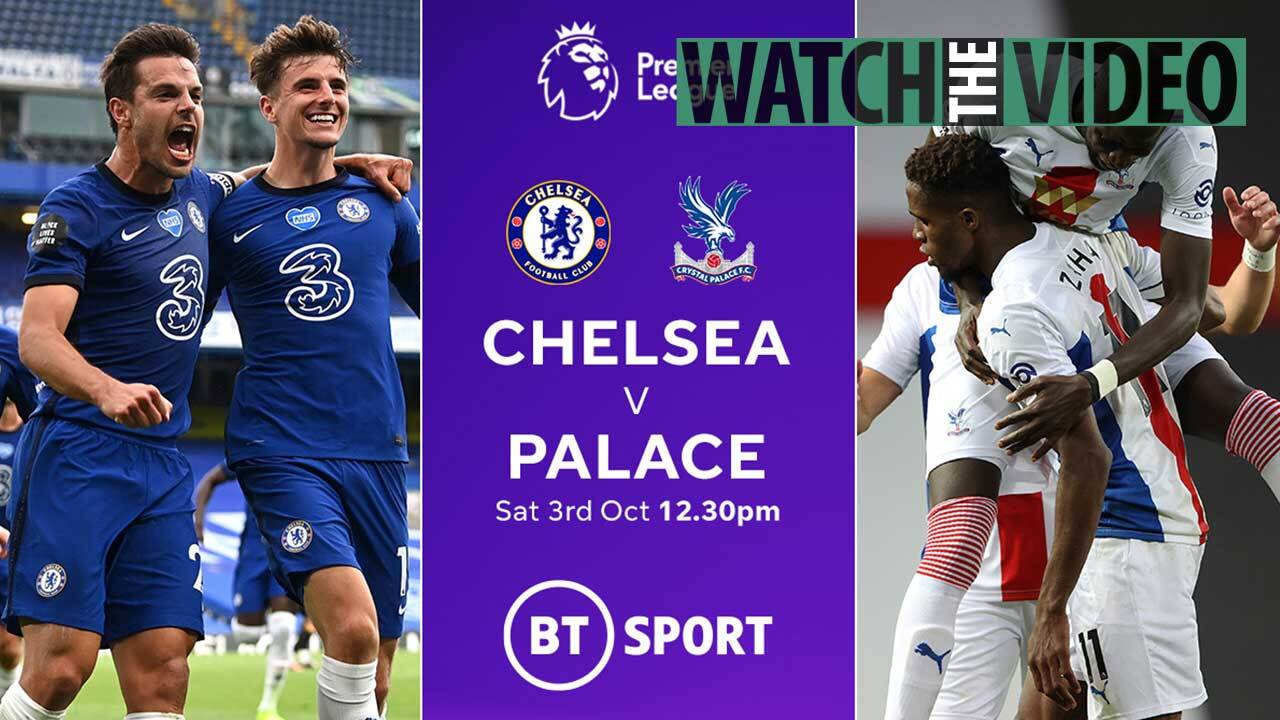 Chelsea Vs Crystal Palace Free Live Stream Tv Channel Kick Off Time And Team News For Premier League Clash