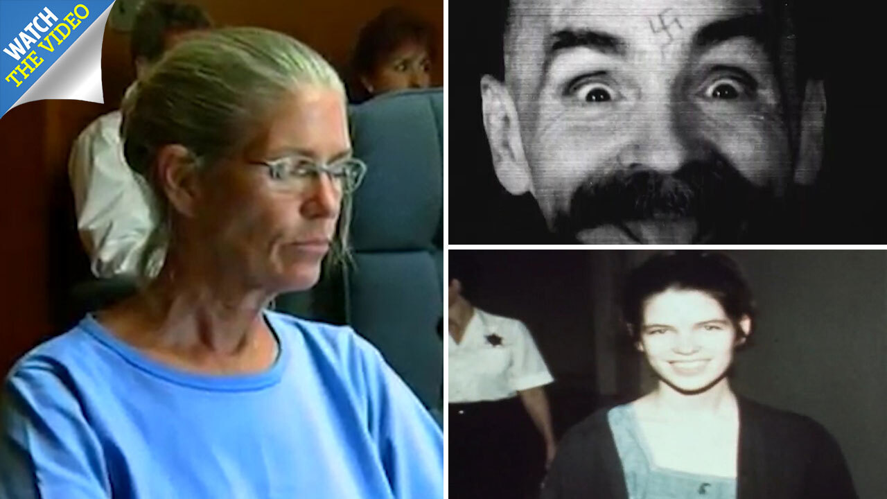 Youngest member of murderous Charles Manson family 'to be